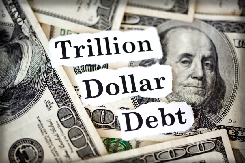Obama doing his best to collapse our economy and ruin our future by adding TRILLIONS in debt – this year alone